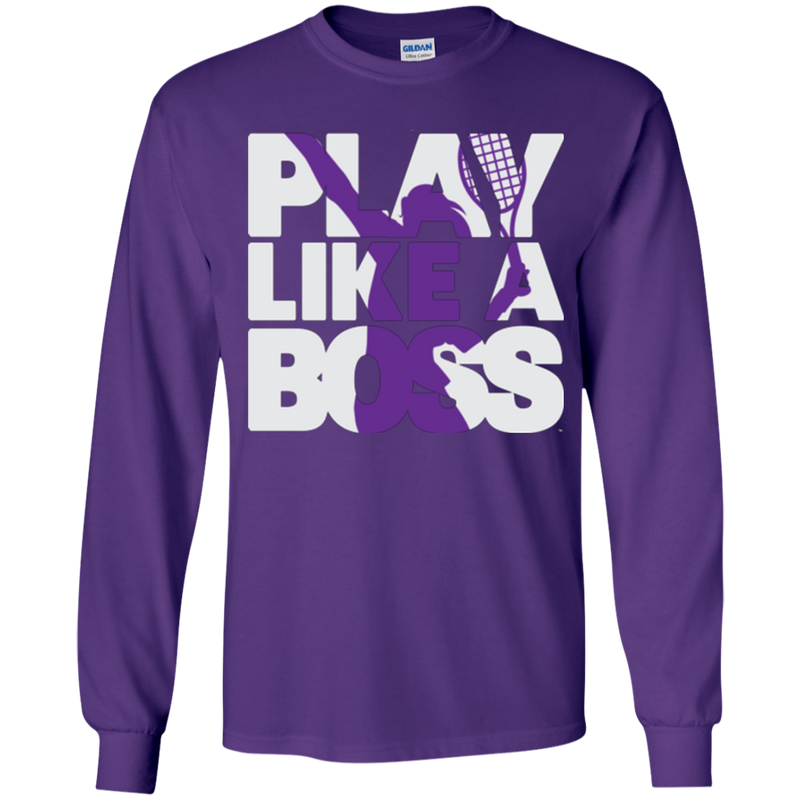 Play Like a Boss™ Youth xxx LS T-Shirt