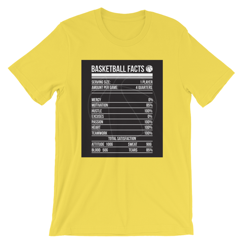 Basketball Facts T-Shirt