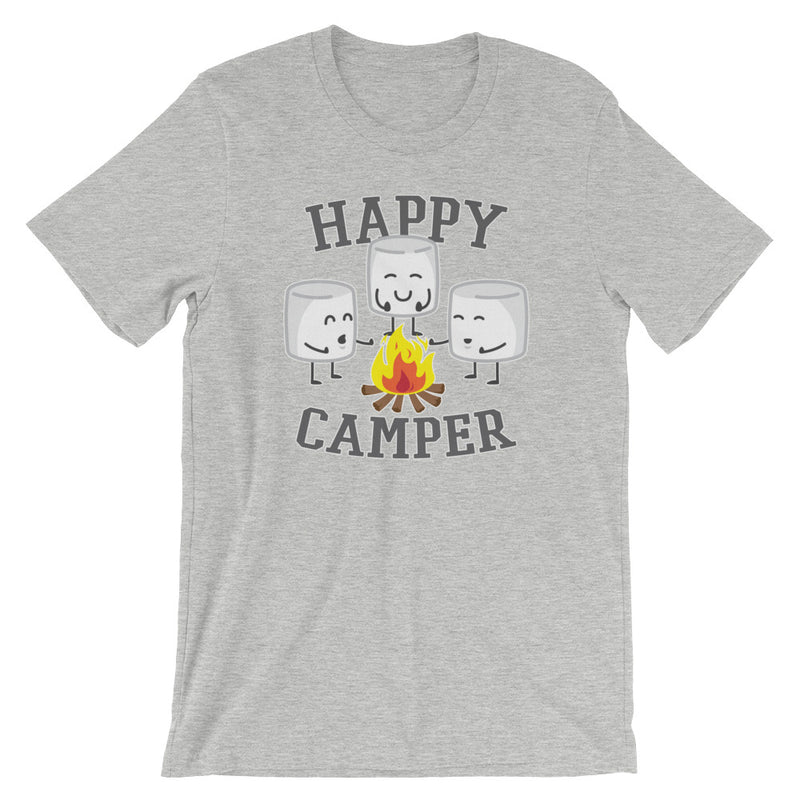 Happy Camper Marshmallows T-Shirt