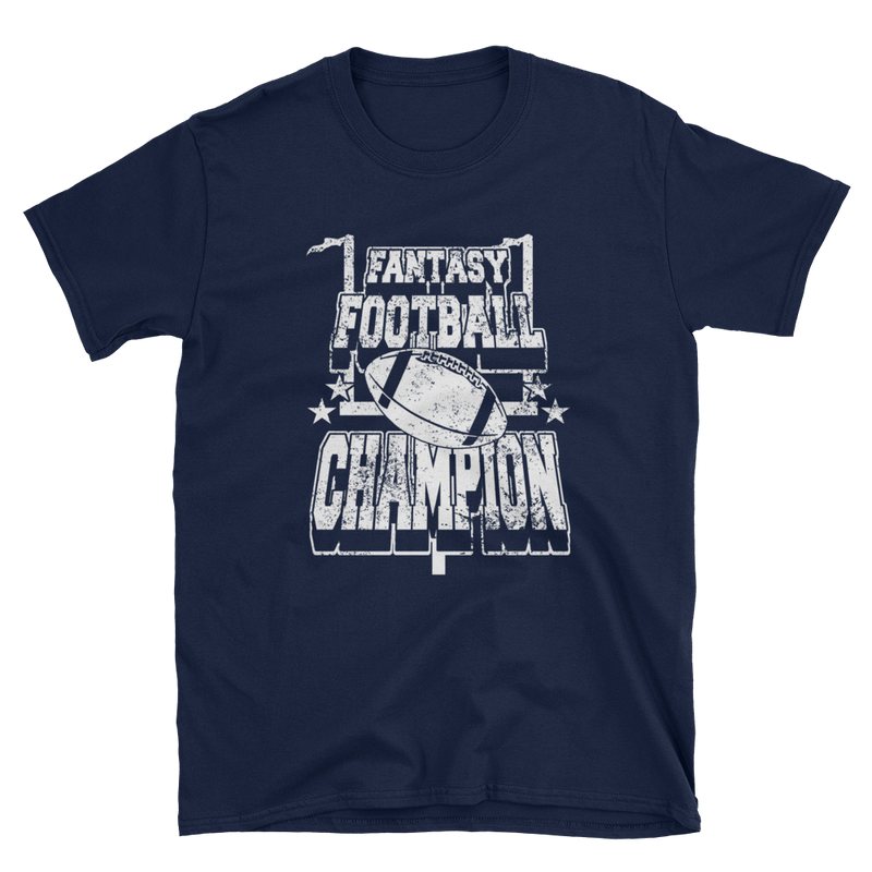 Fantasy Football Champion Tshirt
