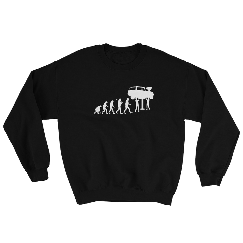 Mechanic Evolution Sweatshirt