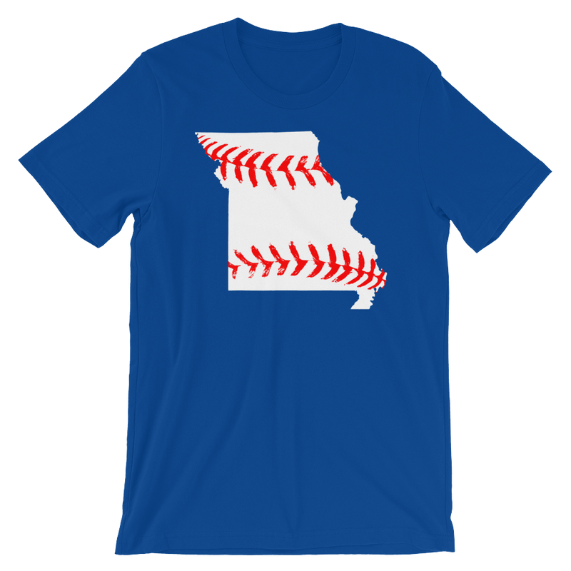Baseball Map T-Shirt