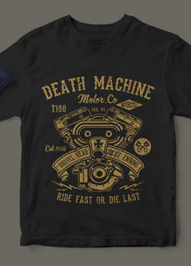 Death Machine Tee