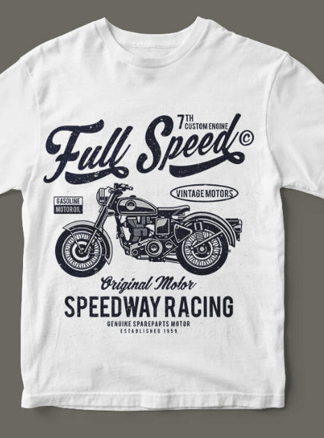 Full Speed Tee