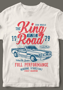 King Of The Road Tee
