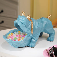 Load image into Gallery viewer, Bulldog Storage Box Dog Ornaments Dressing Room Decoration