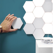 Load image into Gallery viewer, Modular Hexagon Panel Lamp