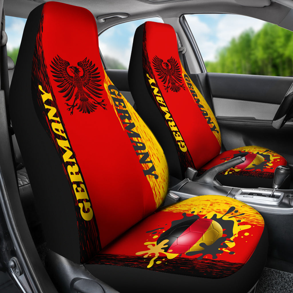 Germany FIFA World Cup Car Seat Covers