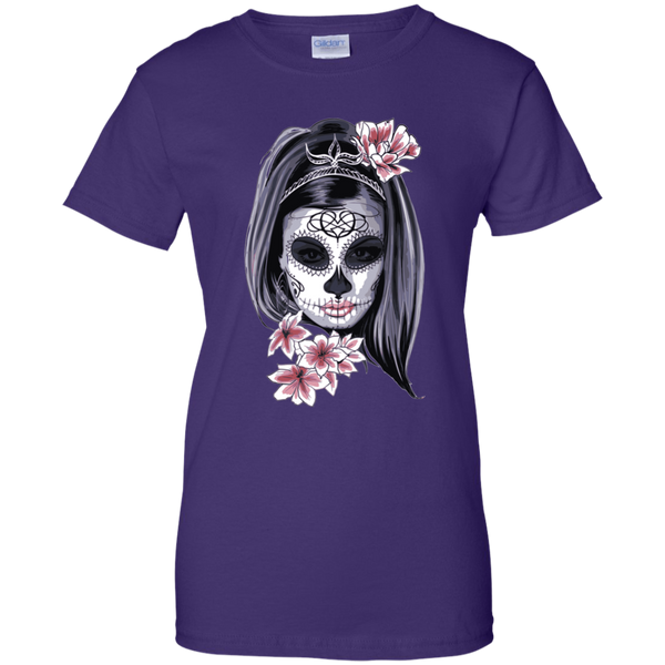 Sugar Skull  Women T-Shirt