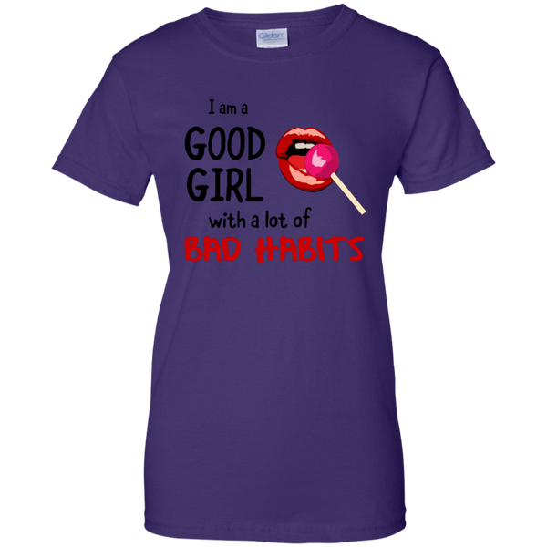 Lolita good girl  Women T-Shirt