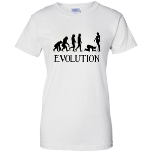 Femdom Evolution BDSM Fetish Women T-Shirt