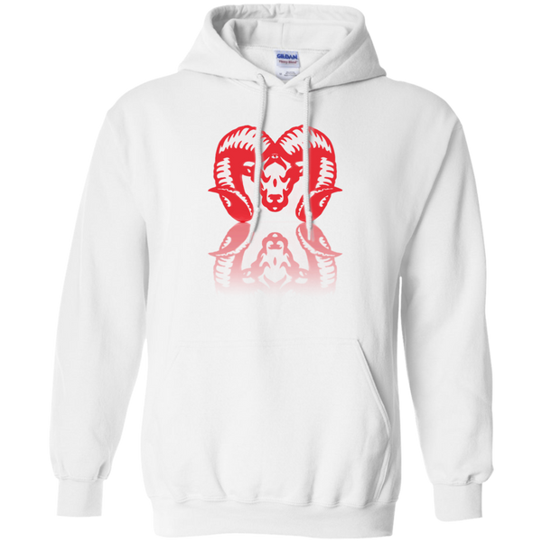The Beast  Men Pullover Hoodie