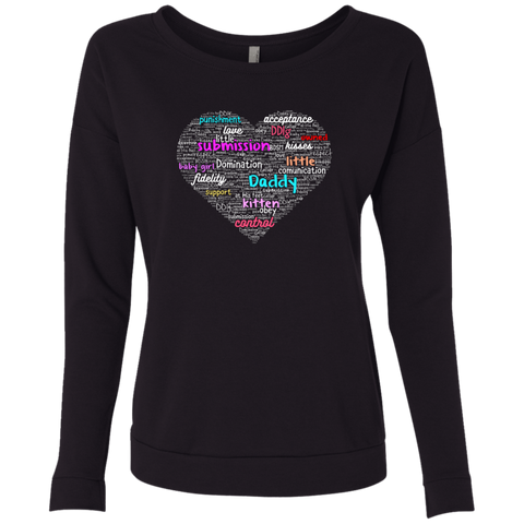 Submissive heart  Women Lightweight