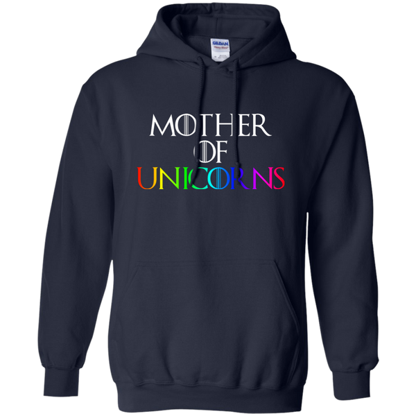 Mother of unicorns  Unisex Pullover Hoodie
