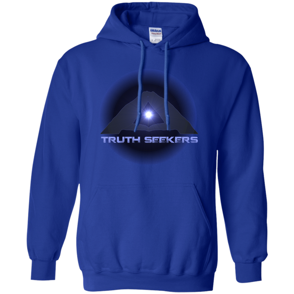 Truth Seekers  Unisex Pullover Hoodie