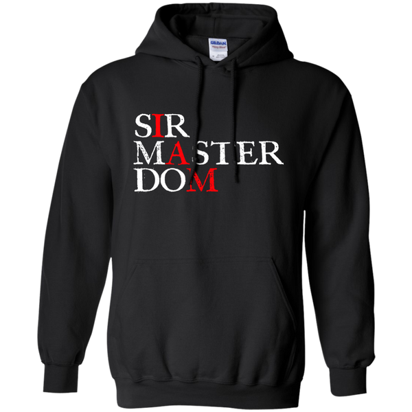I am Dom  Unisex Pullover Hoodie