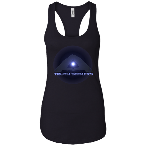 Truth Seekers  Women Racerback Tank top