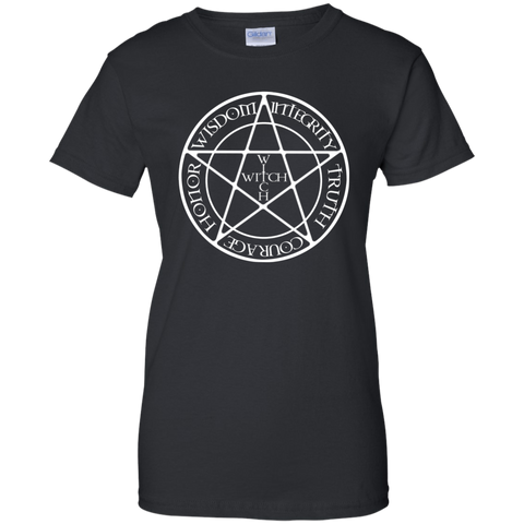 WITCH  Women Premium Gildan T-Shirt