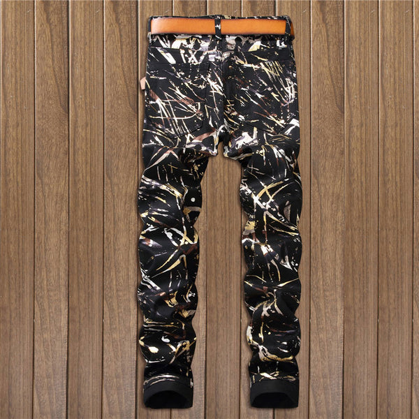 Multicolor High Quality Skinny Men Jean