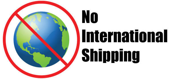 Unfortunately International Shipping is discontinued