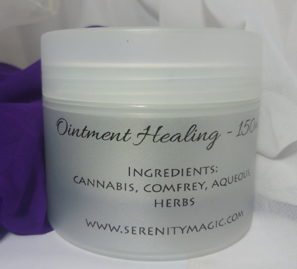 Ointment: Healing