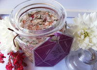 Rosemary & Pineapple Sage Detox Bath Salts