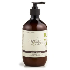 Body Lotion 500mL - Myrtle & Moss