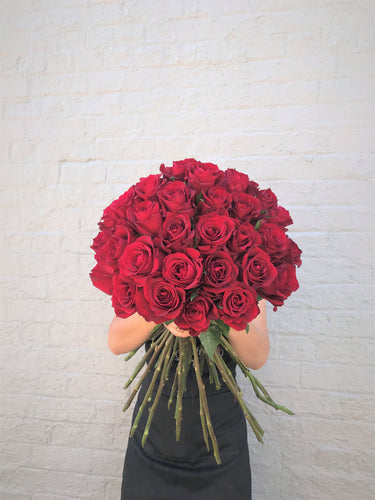 True Love - Premium Long Stem Roses Only