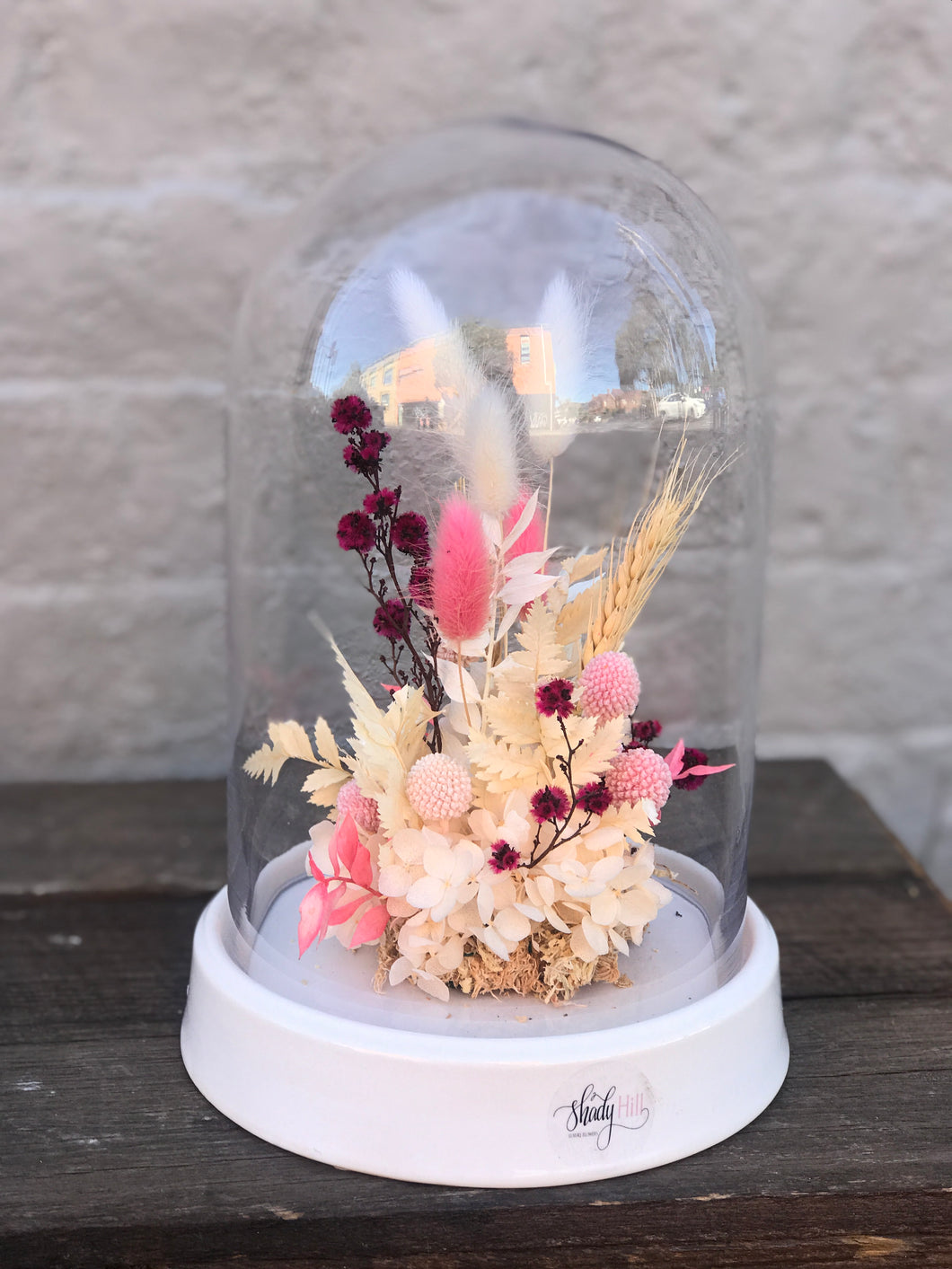 Forever Love - Dry flower arrangement
