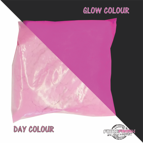 Glow In The Dark Powder (Magenta - Purple)
