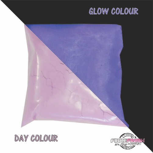 Glow In The Dark Powder (Purple - Blue)
