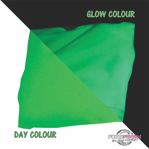 Glow In The Dark Powder (Green - Green)