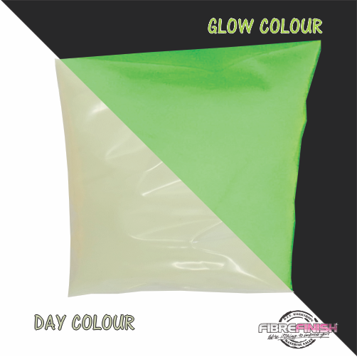 Glow In The Dark Powder (Yellow - Green)