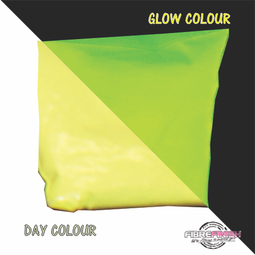 Glow In The Dark Powder (Bright Yellow - Yellow)