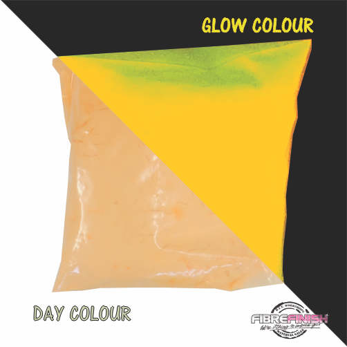 Glow In The Dark Powder (Gold - Yellow)