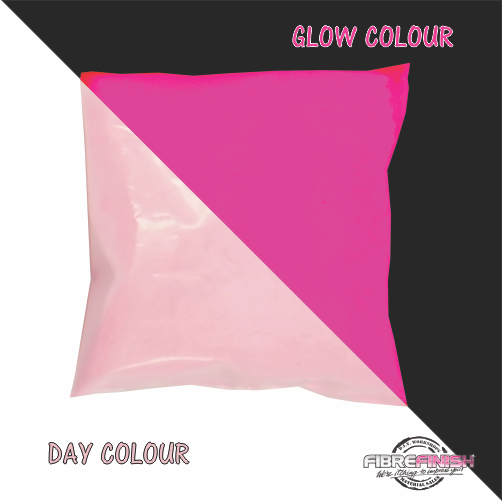 Glow In The Dark Powder (Pink - Pink)