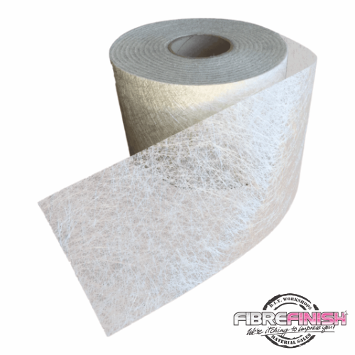 Chop Strand Mat - 200mm Wide Tape - 225g