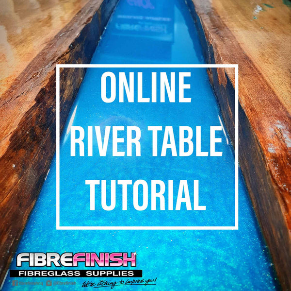 DIY River Table Online Tutorial