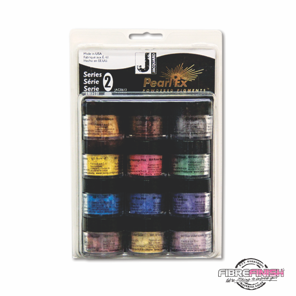 Pearl Powder 12 Colour Kit