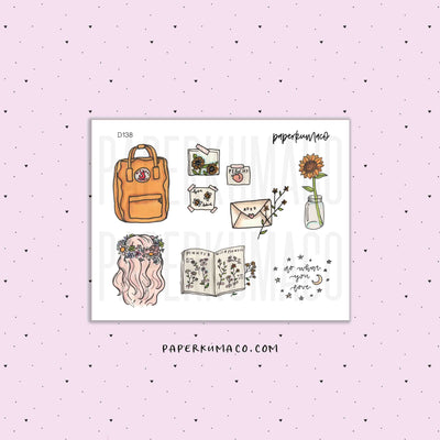 Aesthetic Essentials Stickers