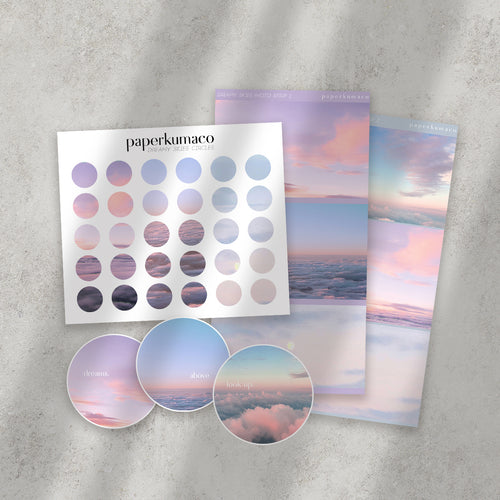 dreamy skies kit