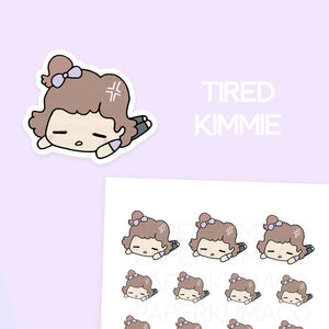 Tired Kimmie - C020