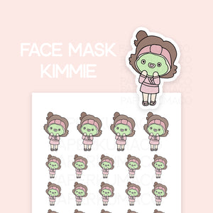 Face Mask Kimmie - C025