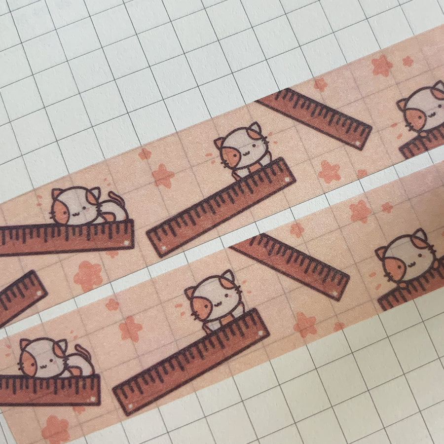 Momo Ruler Washi Tape