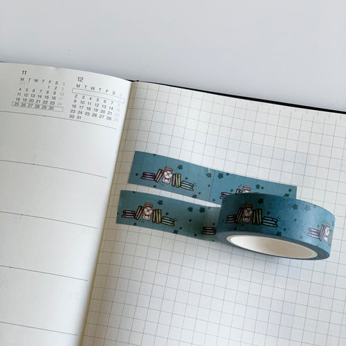 Toto Reading Love Washi Tape