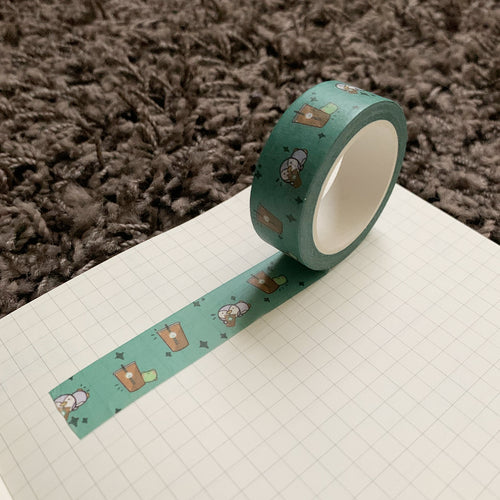 Coffee Lovers Washi Tape