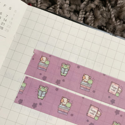 Book Lovers Washi Tape