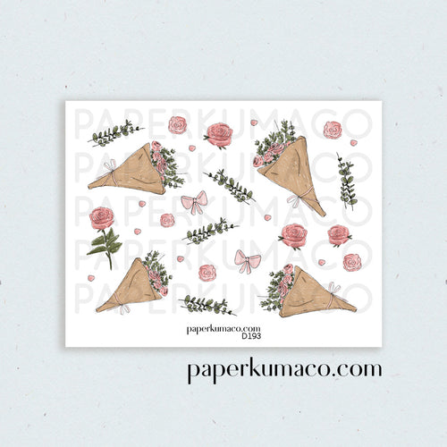 Roses Bundle Stickers