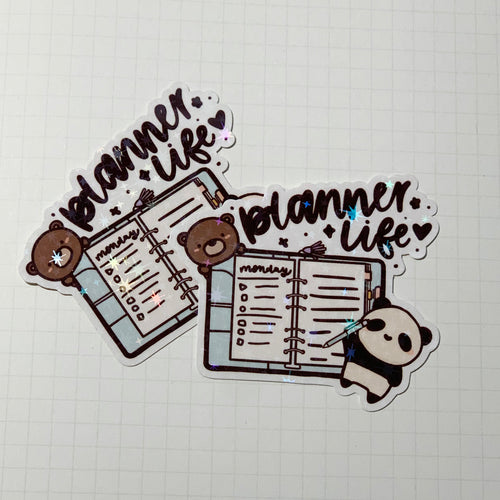 Planner Life Sticker Flake