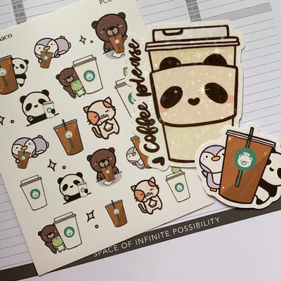 Coffee Lover Mini Pack